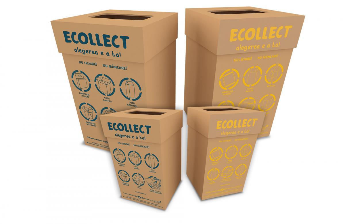 De ce s alegi ecollect for Smart haus container